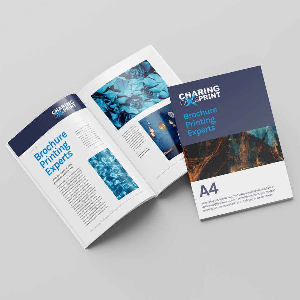 Printing and Packaging brochure