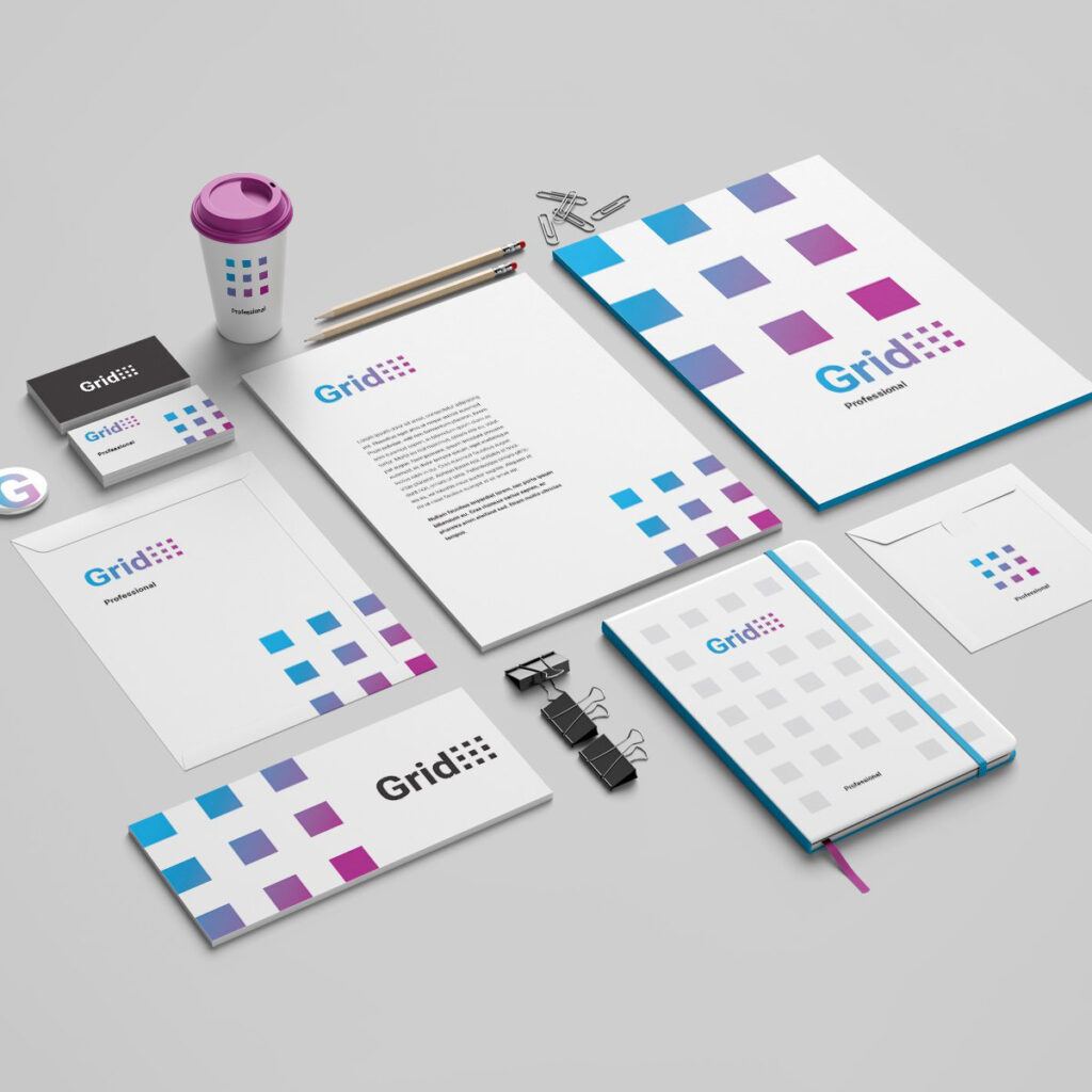 Printing and Packaging stationary